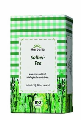 Herbaria Salbei-Tee, 15FB, 3er Pack (3 x 30 g) -