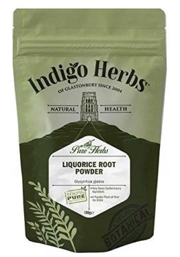 Indigo Herbs - Süßholzwurzel Kräutertee Pulver - 100g -