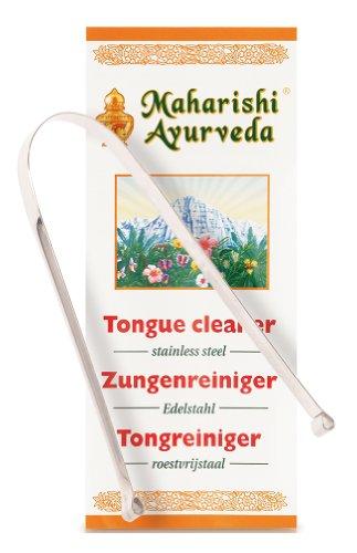 Maharashi Ayurveda, Zungen Reiniger 1 Stk. Edelstahl -