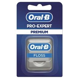 Oral-B Pro-Expert Premium Zahnseide Floss, 40 m, 4er Pack (4 x 1 Stück) -