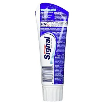 Signal Zahnpasta Sport Gel Fresh, 6er Pack (6 x 75 ml) -